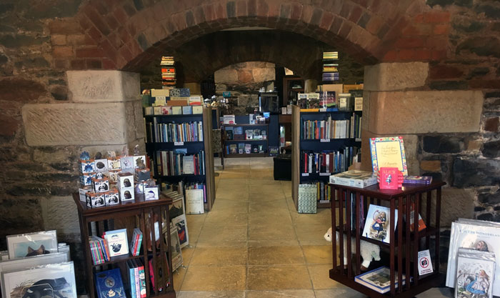 The Book Cellar at Foxhunters Return, Campbell Town, Tasmania